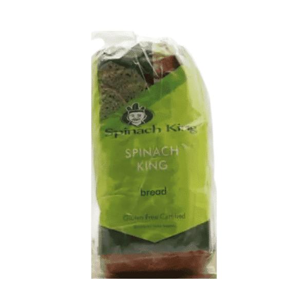Spinach Bread Gluten-Free, Anadea