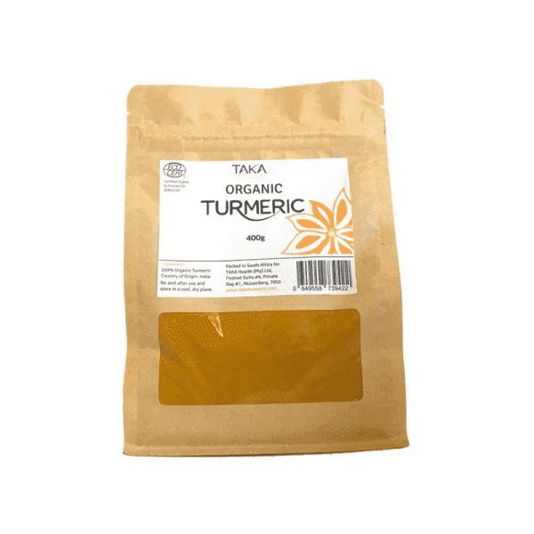 Turmeric Pouch, Anadea