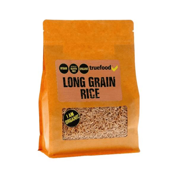 Organic Long Grain Brown Rice, Anadea