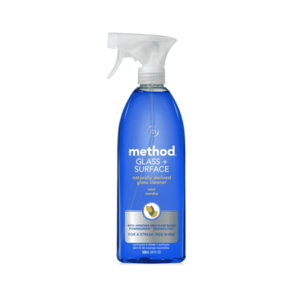 Glass & Surface Cleaner Spray Mint, Anadea