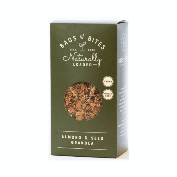 Almond & Seed Granola Naturally Loaded, Anadea