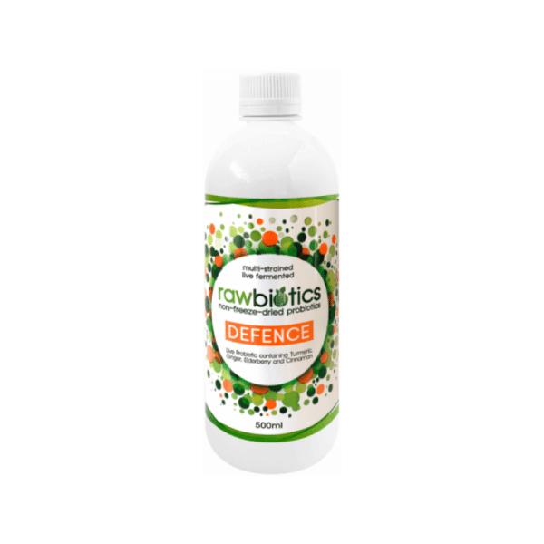 Rawbiotics Defense, Anadea