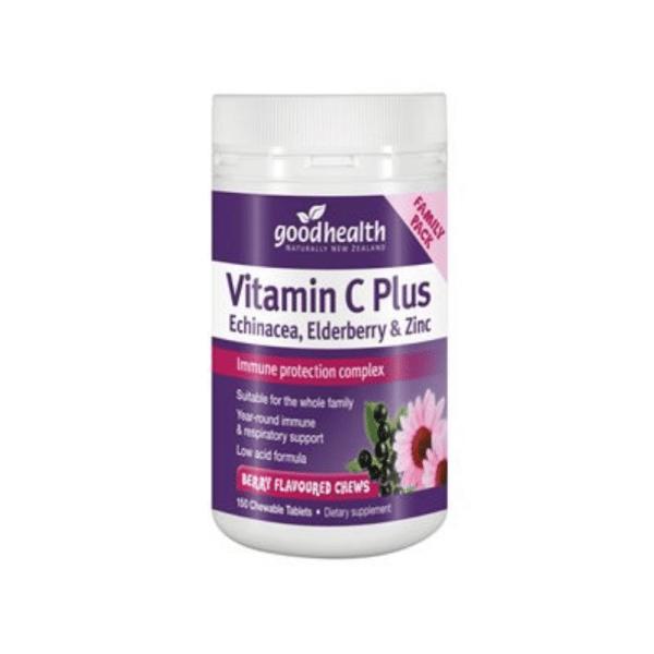 Vitamin C Plus Chewables, Anadea