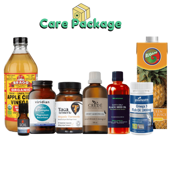 Care Package 1, Anadea
