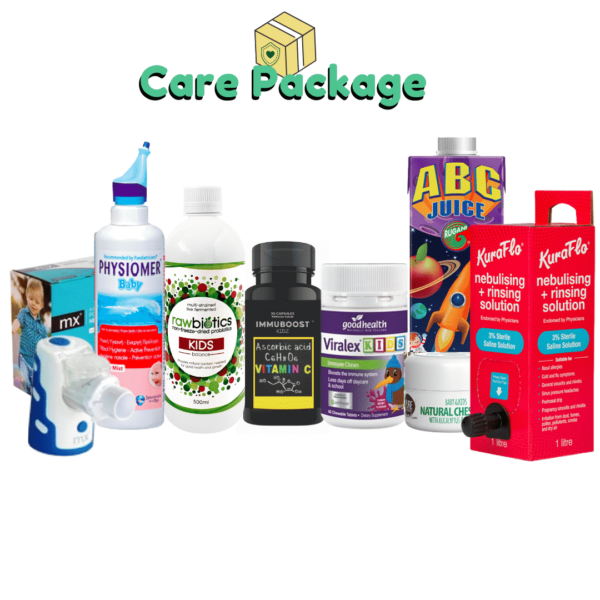 Care Package 12, Anadea