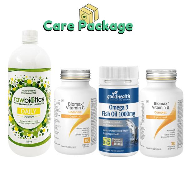 Care Package 3, Anadea