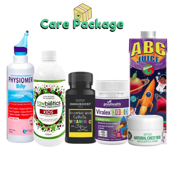 Care Package 7, Anadea