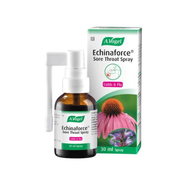 Sore Throat Spray 30ml, Anadea