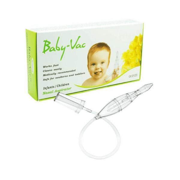 Baby Vac Nasal Aspirator Kit, Anadea