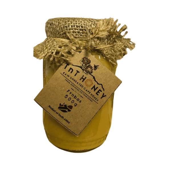 Creamed Fynbox Honey Raw Unfiltered, Anadea