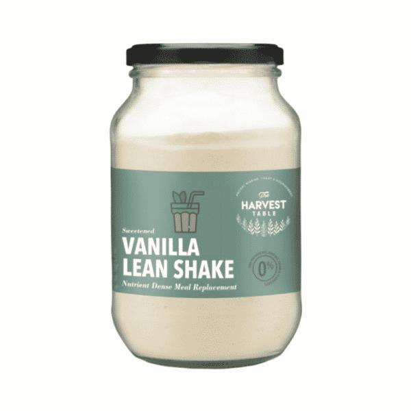 Lean Shake Vanilla, Anadea