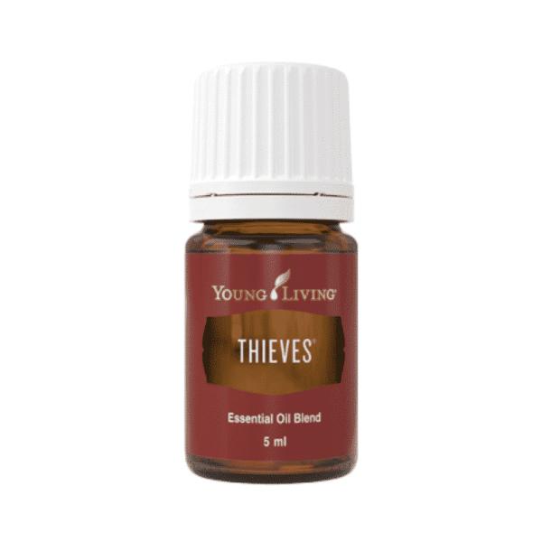 Thieves Essential Oil Blend 5ml, Anadea