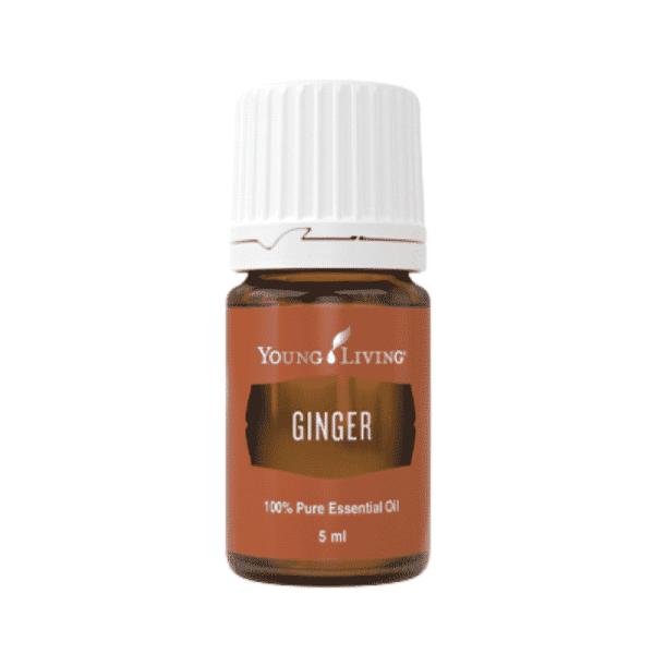 Ginger Essential Oil, Anadea