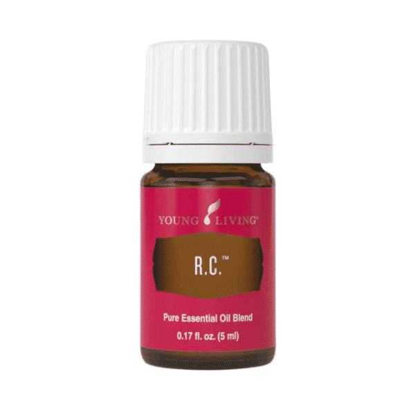 Respiratory Care Essential Oil Blend, Anadea