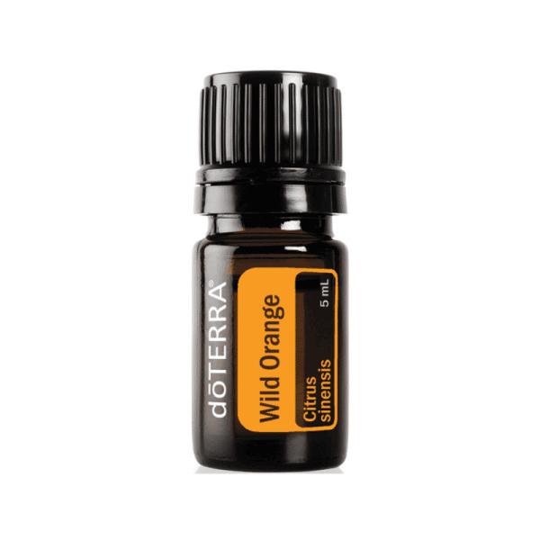 Wild Orange Essential Oil, Anadea
