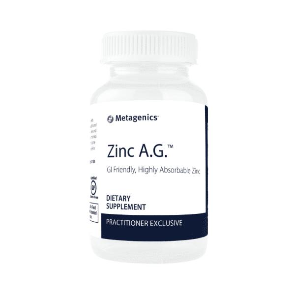 Zinc AG Tablets 30's, Anadea