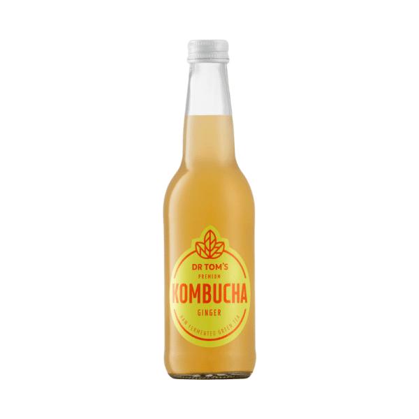 Ginger Kombucha, Anadea