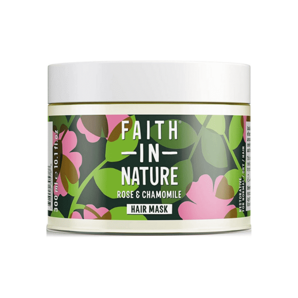 Rose & Chamomile Hair Mask Normal Dry, Anadea