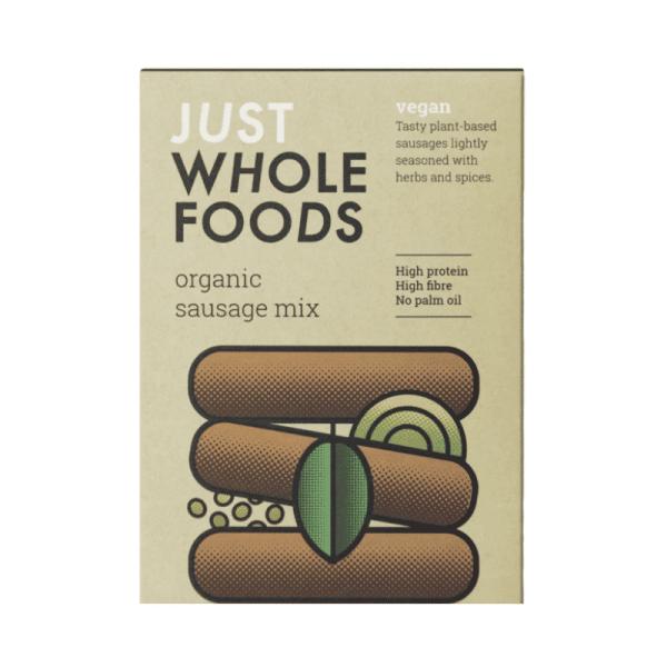 Organic Sausage Mix, Anadea