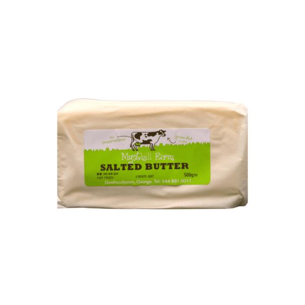 Butter Salted, Anadea