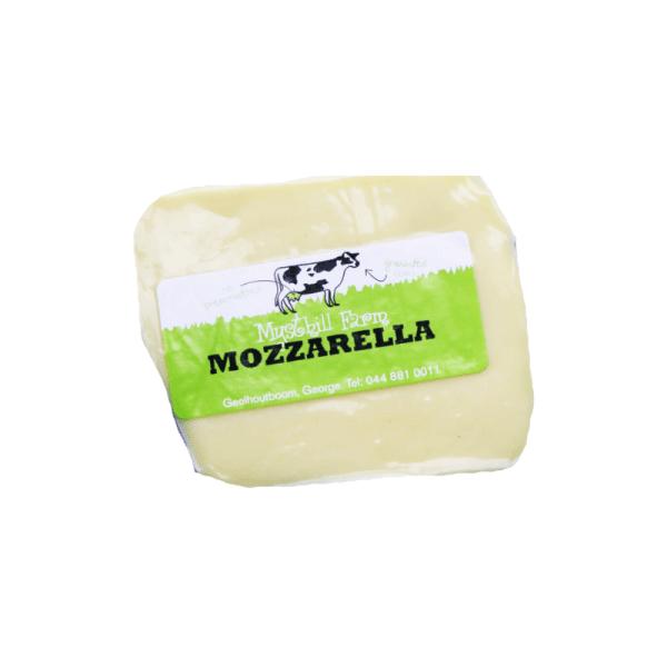 Mozzarella, Anadea
