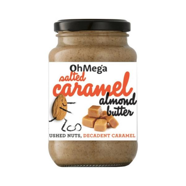 Salted Caramel Almond Butter, Anadea