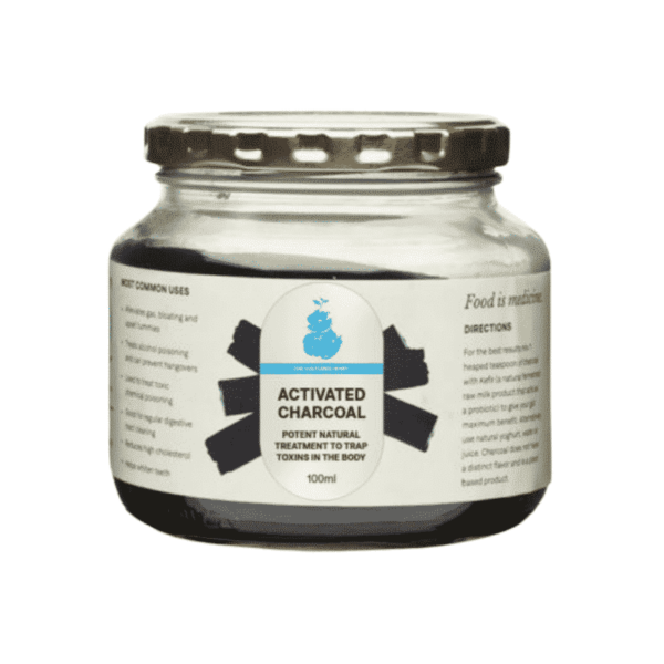 Activated Charcoal, Anadea