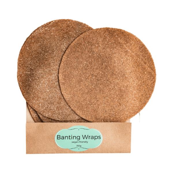 Banting Wraps 6-Pack, Anadea