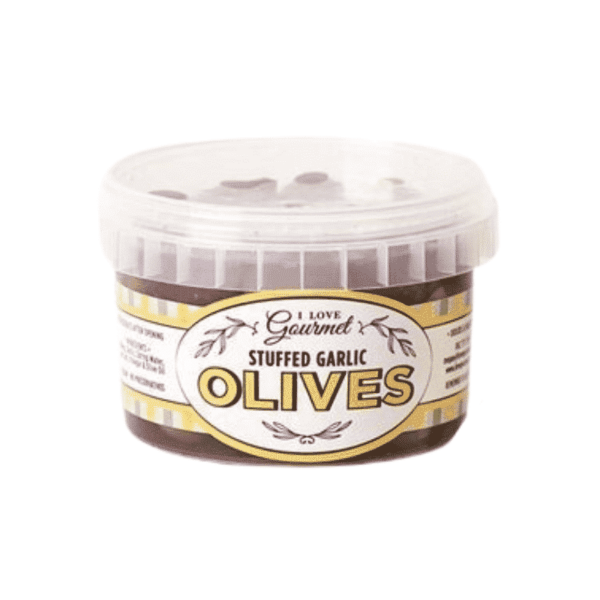 Garlic Stuffed Olives 500ml, Anadea